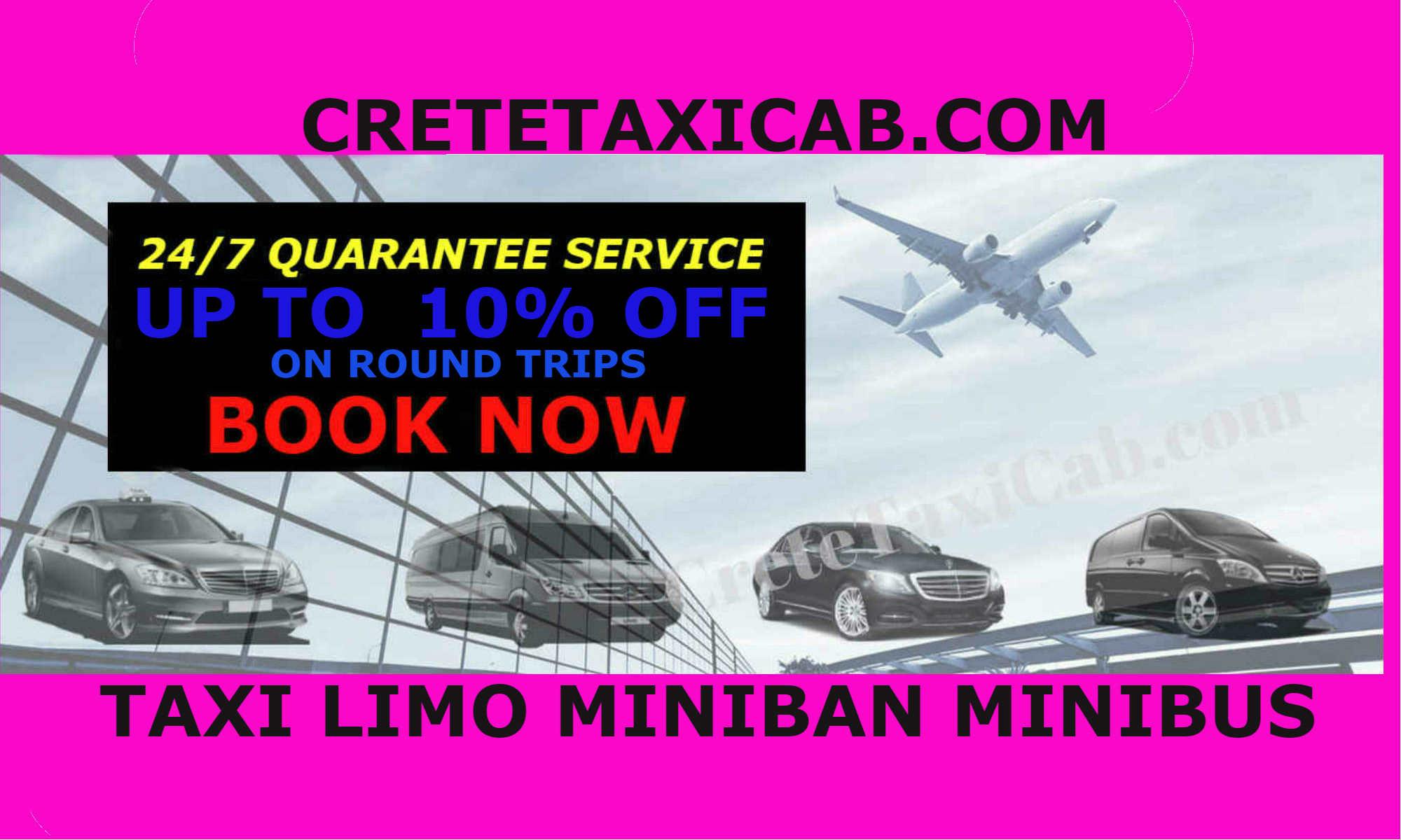 Taxi Crete